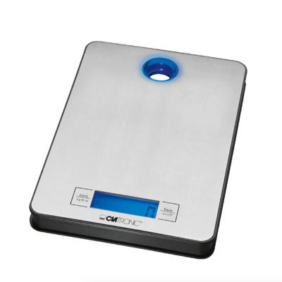 Haushalts-Hits bei Saturn, z.B. Clatronic KW 3412, Küchenwaage, 5 kg, Inox