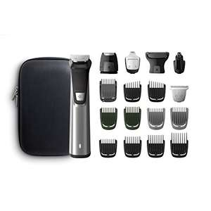 [Amazon IT] Philips MG7770/15 Multigroom-Set Series 7000 mit 18 Aufsätzen