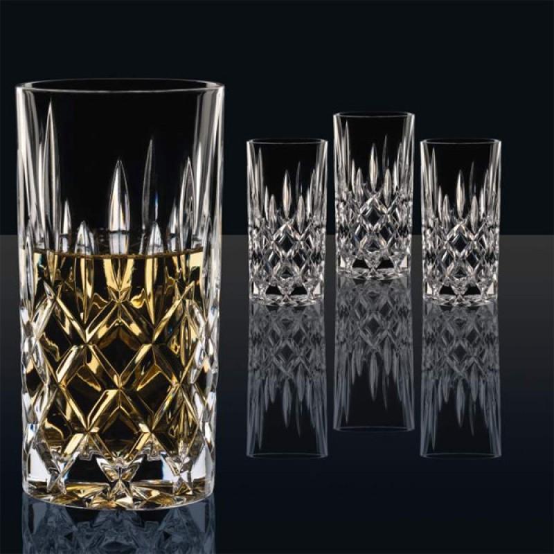 8x Nachtmann Longdrinkglas Noblesse ODER 8x Nachtmann Whiskyglas Noblesse