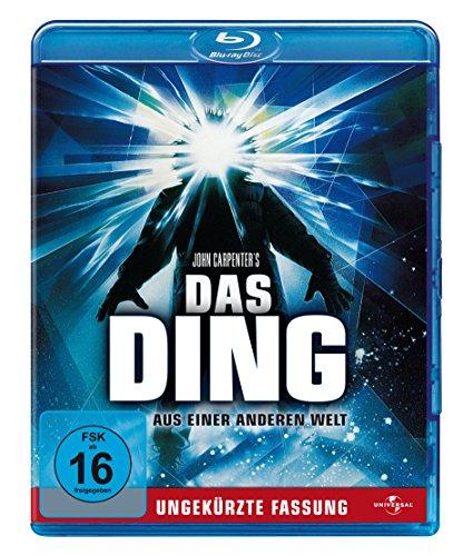 Das Ding aus einer anderen Welt - Ungekürzte Fassung (Blu-ray) für 4,99€ (Amazon & Müller)