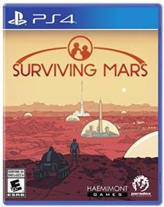 Surviving Mars (PS4) für 15,25€ & (Xbox One) für 16,35€ (Shopto & Base.com)
