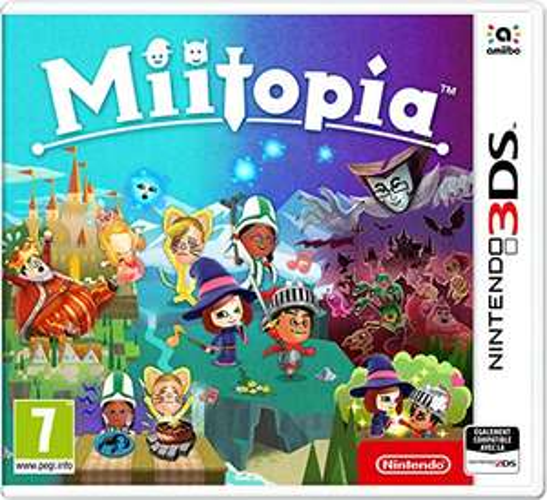 Miitopia (3DS) für 14,49€ (Amazon IT)