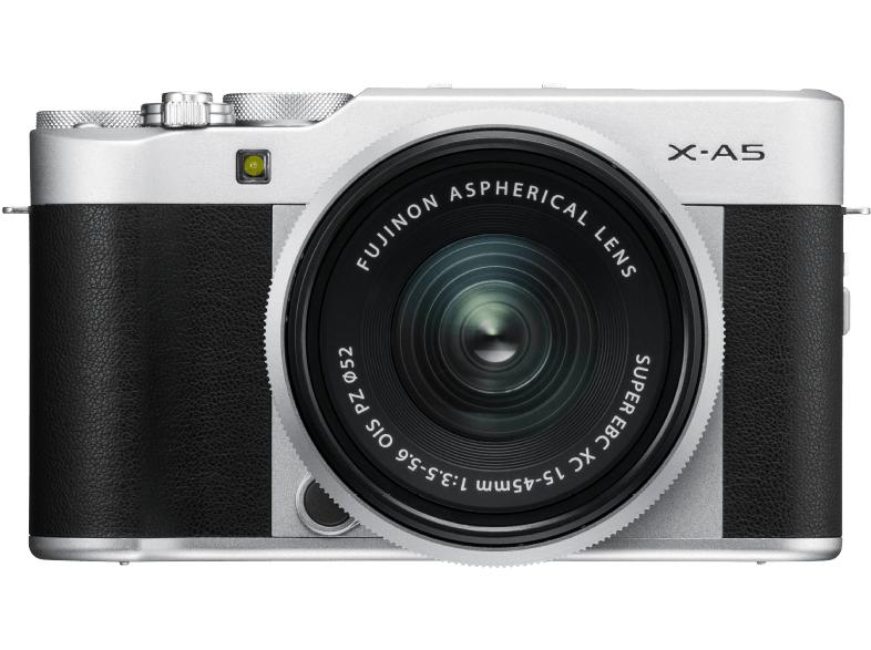 Fujifilm X-A5 Systemkamera mit 15-45 mm Objektiv für 414€ inkl. Versand (Media Markt AT)