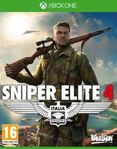 Sniper Elite 4 + Artbook (Xbox One & PS4) für je 16,86€ (ShopTo)