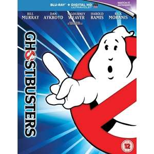 Ghostbusters (Deluxe Edition/4K Mastered) - (Blu-ray) für 3,87€ (Shop4world)