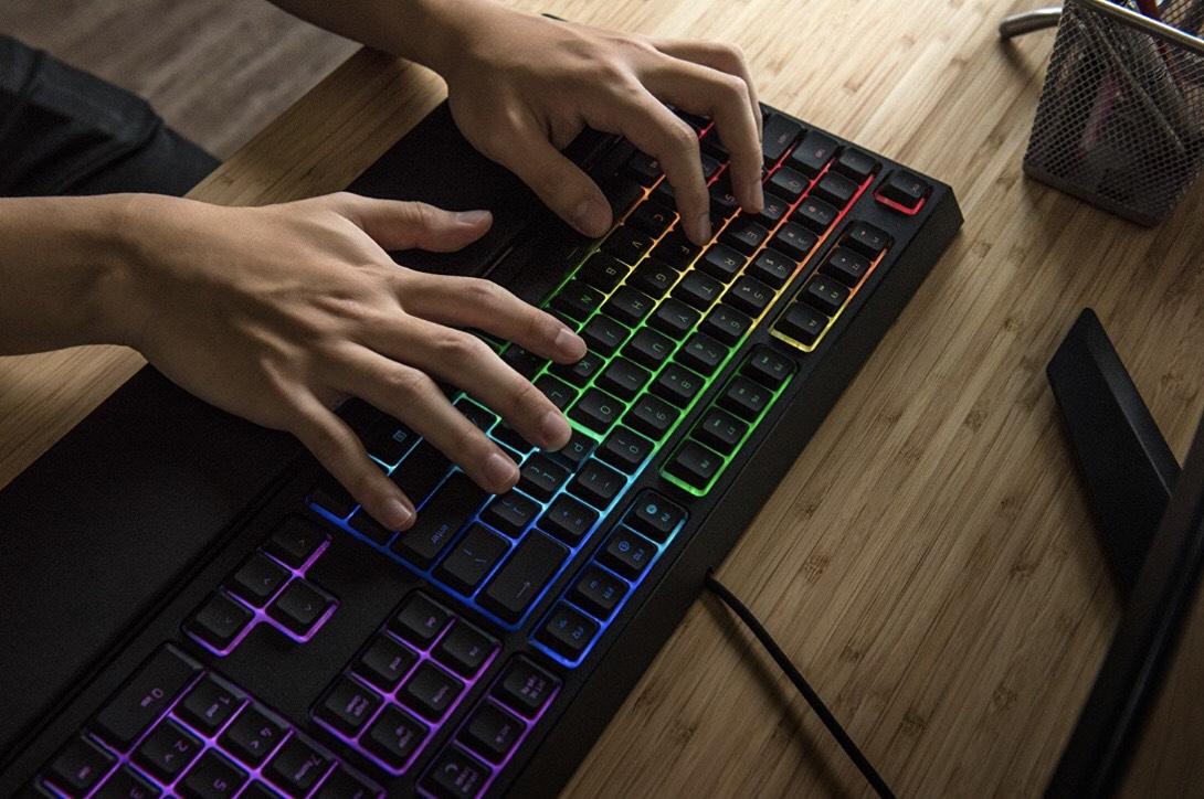 Razer Ornata Chroma Gaming Tastatur / Media Markt Mülheim an der Ruhr/ LOKAL