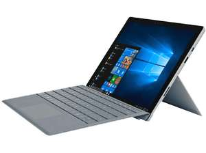 Surface pro + Signatur Type Cover um 799.98