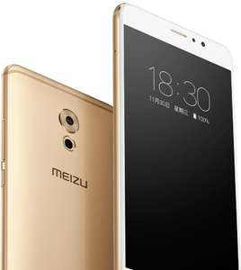 "Meizu Pro 6 Plus 64/4GB - 2K 5,7"" Super Amoled Display - Exynos 8890: Antutu 135,000 | Global Version ohne Band 20"