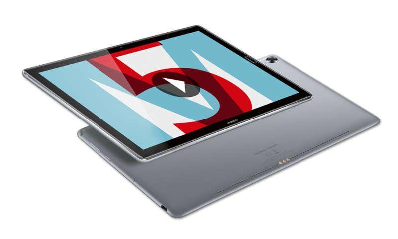"[Amazon] Huawei MediaPad M5 10 Tablet (10,8"", 32GB, WiFi) im Angebot"