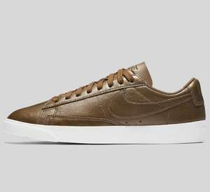 "[sneakAvenue] Nike WMNS Blazer Low LE ""Metallic Field"" für 34€+Versand (38-42.5)"