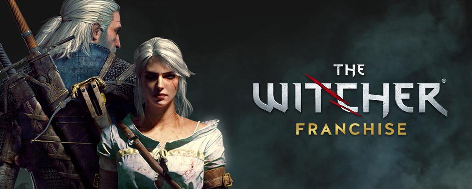 (Steam) The Witcher Franchise Sale mit bis zu 85% Rabatt.