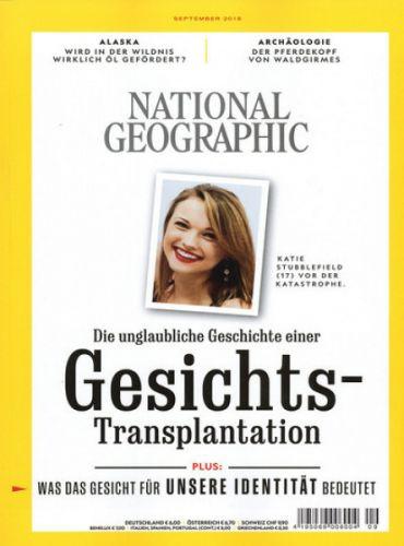 [Gruner + Jahr] National Geographic Abo (12 Ausgaben) für 72€ mit 50€ Amazon-/BestChoice-Gutschein