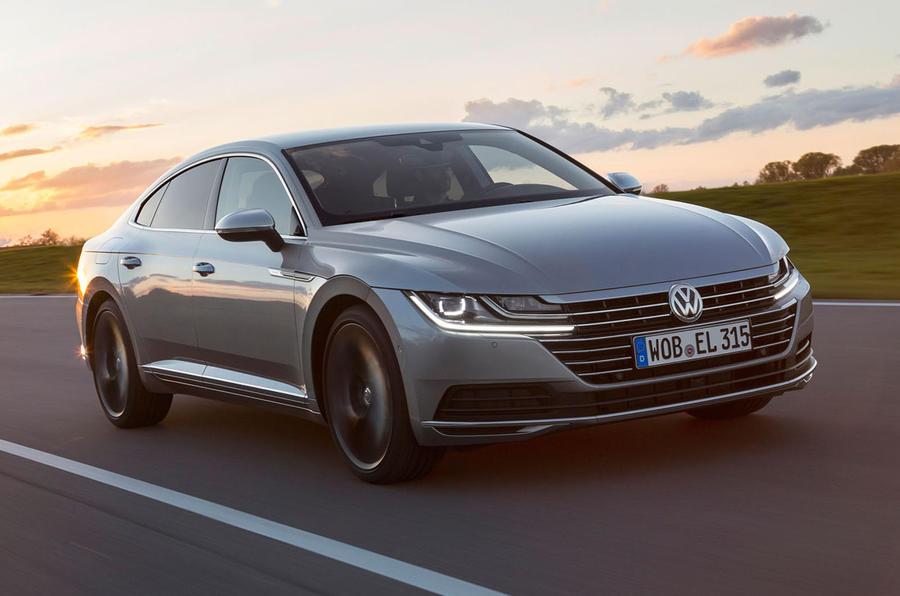 VW Arteon 2.0 TDI (150 PS) - 223,72€ / Monat (brutto), 36 Monate, 10k km p.a. im Gewerbeleasing