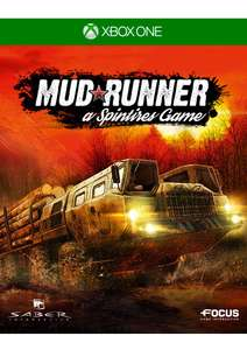 Mudrunner: a Spintires Game (Xbox One) für 19,25€ (SimplyGames)