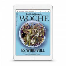 3.500 bahn.bonus-Punkte für Frankfurter Allgemeine Woche Digitalabo (12 Monate)
