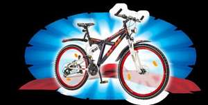 Fully Hill 600 Mountainbike bei Real
