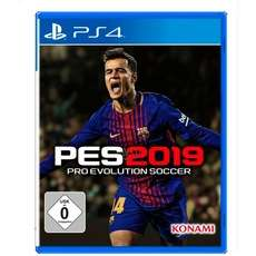 Pro Evolution Soccer 2019 (PES 2019) PS4 für 39,99€ inkl. Konami PES Armbanduhr [alternate]
