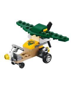 Gratis Lego Mini Flugzeug am 6.9. in den Lego-Stores [Lego Stores offline]