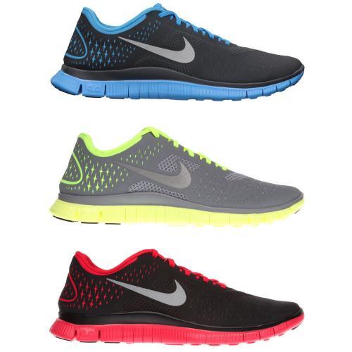 Nike Free 4.0 V2 verschiedene Farben/Größen für 71,68-5£=65,25€-(4%)