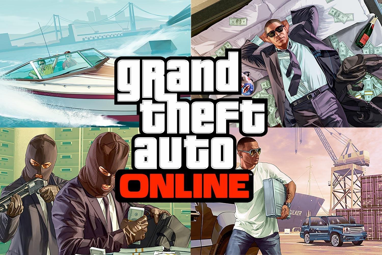 Bis zu 1.150.000 GTA$ & Geschenke kostenlos (GTA Online)