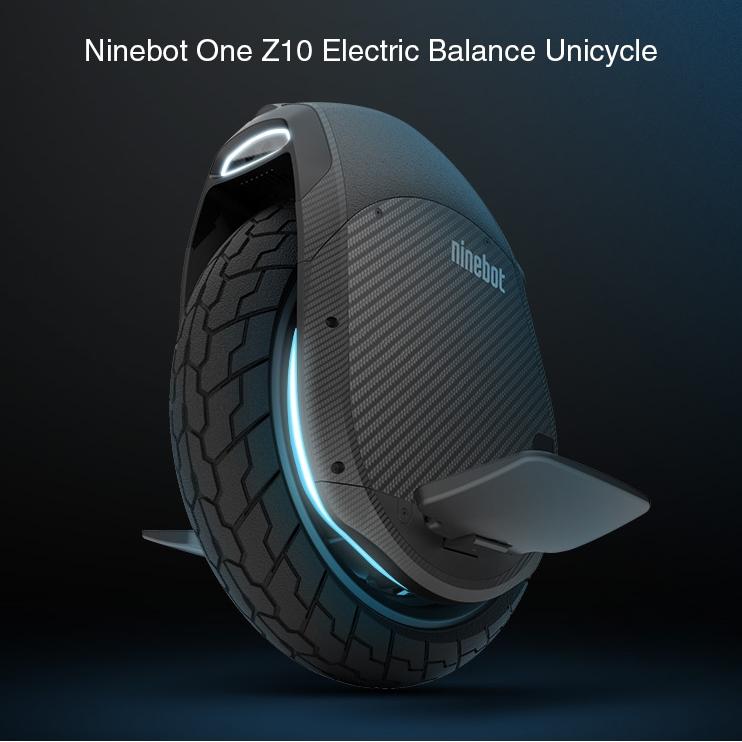 NEU Ninebot One Z10 elektrische Balance Einrad von Xiaomi Mijia für €1.424,89