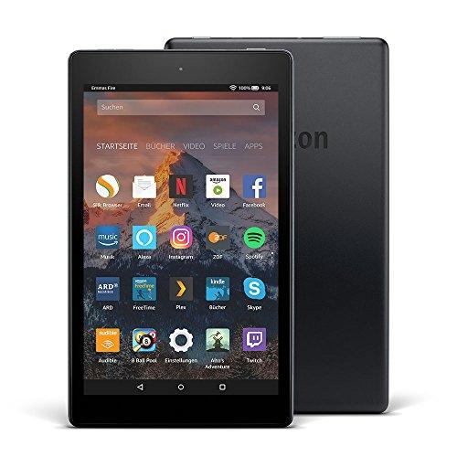 "[amazon] Fire HD 8-Tablet mit Alexa (8"" Zoll HD Display, 1280x800, 32 GB, schwarz, ohne Spezialangebote) im Blitzangebot"
