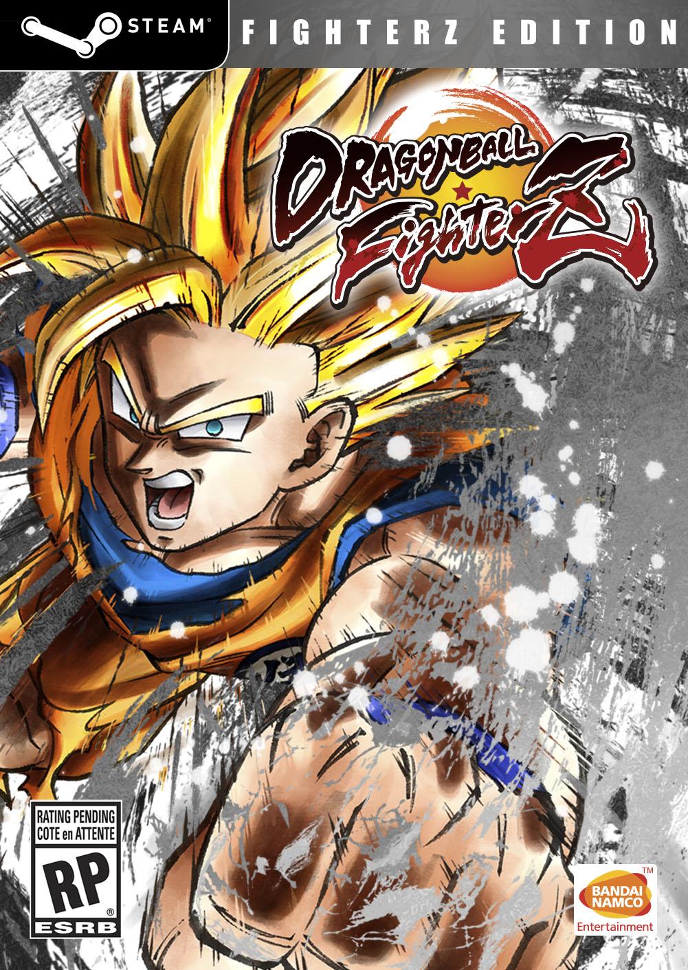 Dragon Ball: FighterZ: FighterZ Edition (Steam Code) für 30,25€ (Amazon US)