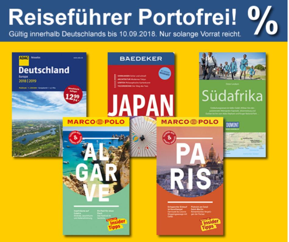 [Terrashop] Reiseführer Restposten ab 2,99€ portofrei