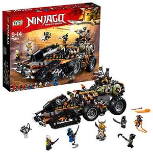 LEGO Ninjago - Drachen-Fänger (70654) - Amazon.it