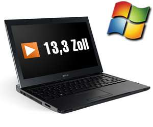 Dell Latitude 3330 (13,3'' HD matt, i5-3337U, 4GB RAM, 500 GB HDD, UMTS, Win 7 Pro) ab 153,90 Euro ( gebraucht - Softwarebilliger )