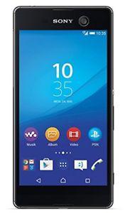 Sony Xperia M5 Smartphone 5,0 Zoll (12,7 cm) 16 GB schwarz GEBRAUCHT Sehr Gut