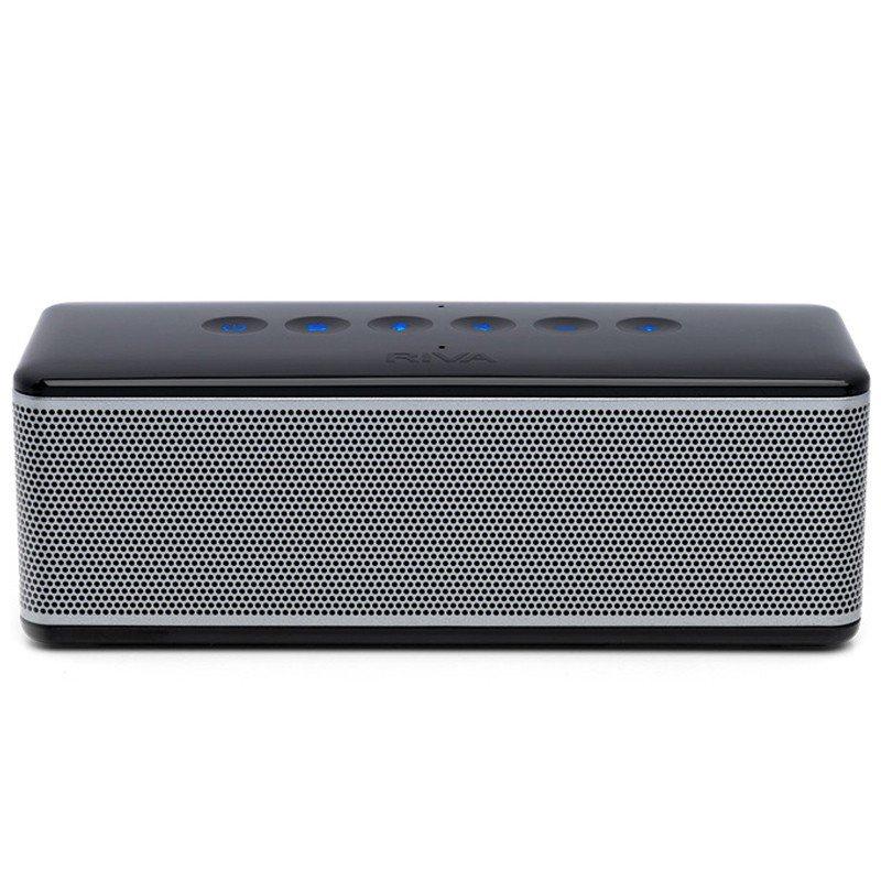 RIVA S Bluetooth Lautsprecher schwarz
