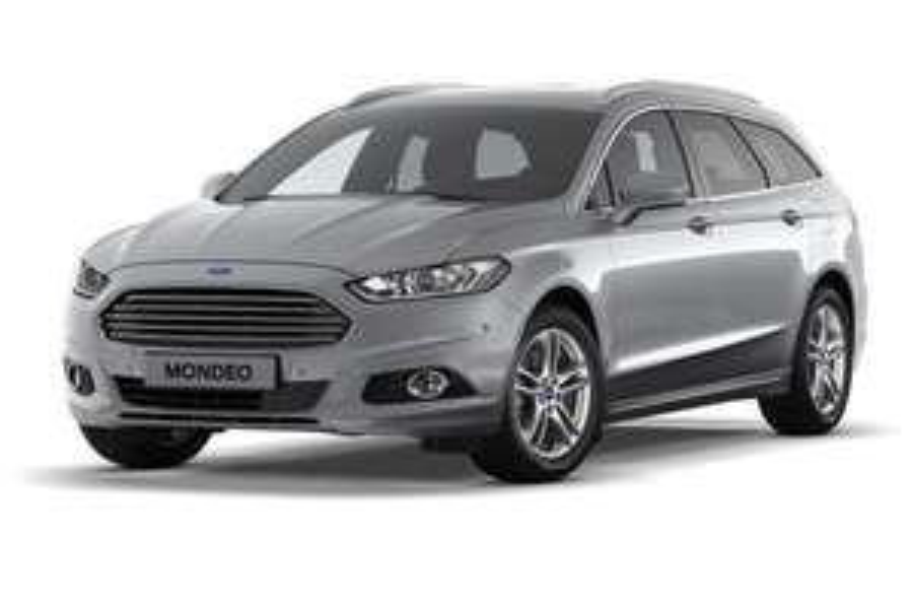 Ford Mondeo Turnier 1.5 EcoBoost (165 PS) Titanium Automatik - 94,01€ / Monat (brutto), LF 0,23, 12 Monate, 10k km p.a. im Gewerbeleasing