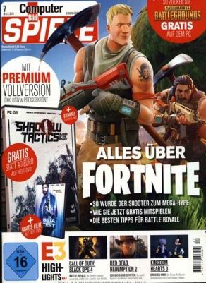 Computer Bild Spiele Abo 77,80€ mit 80€ Amazon Gutschein