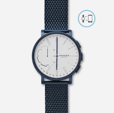 Sale + 25% Rabatt bei Skagen, z.B. Hagen Connected Hybrid Smartwatch