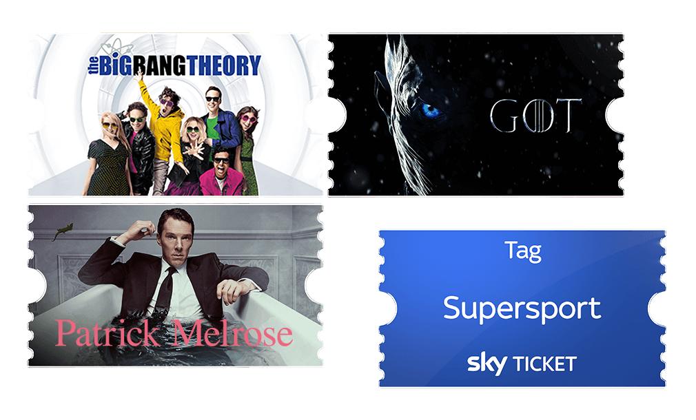 SKY Ticket für 4,99€ mtl. für 12 monate oder 4,99€ einmalig für 3 Monate(Neukunden)