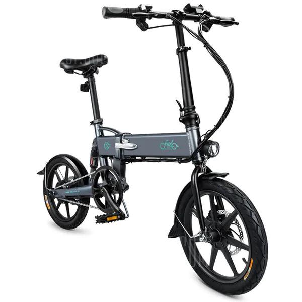 FIIDO D2 E-Bike oder Pedelec Mode fahrbar, Klapprad, Nachfolger vom D1