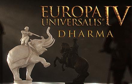 [Steam] Europa Universalis IV - Dharma DLC @ WinGameStore