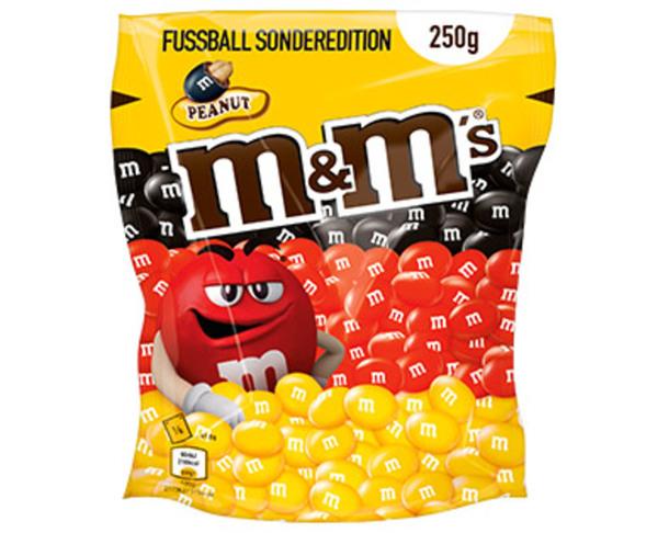 m&m's Peanut - Sonderedition - 250g bei Thomas Philipps (0,56€ pro 100g)