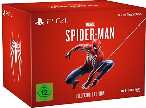 Spider-Man Collector's Edition, PS4 [Amazon], kaum verfügbar