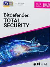 Bitdefender Total Security Multi Device 2019 – 5 Geräte , 1 Jahre