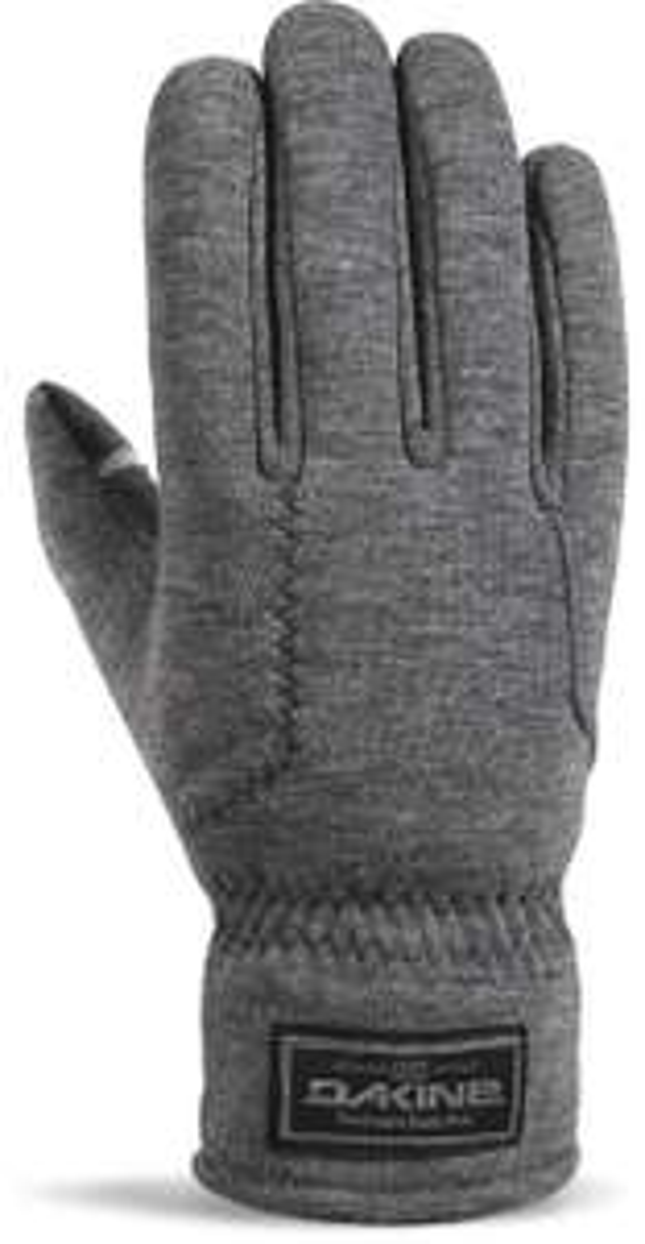 Dakine Belmont Glove Handschuhe grau Thinsulate Fleece Größe S (Touchscreen-kompatibel)
