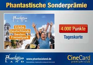 [Offline] Kinopolis: Phantasialand - Tagesticket für 4000 Cinecard-Points