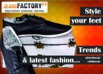 25€ Jeans-Factory24.de Gutschein für 10€: MBW: 35€ @ cooledeals