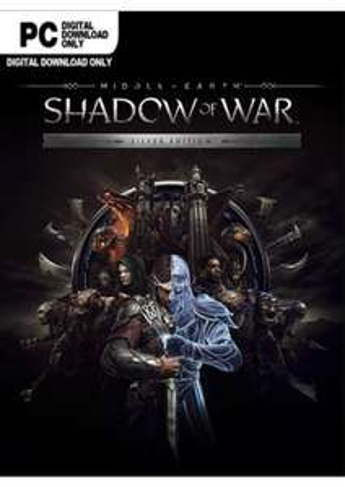 Mittelerde: Schatten des Krieges Silver Edition (Steam) für 13,01€ (CDKeys)