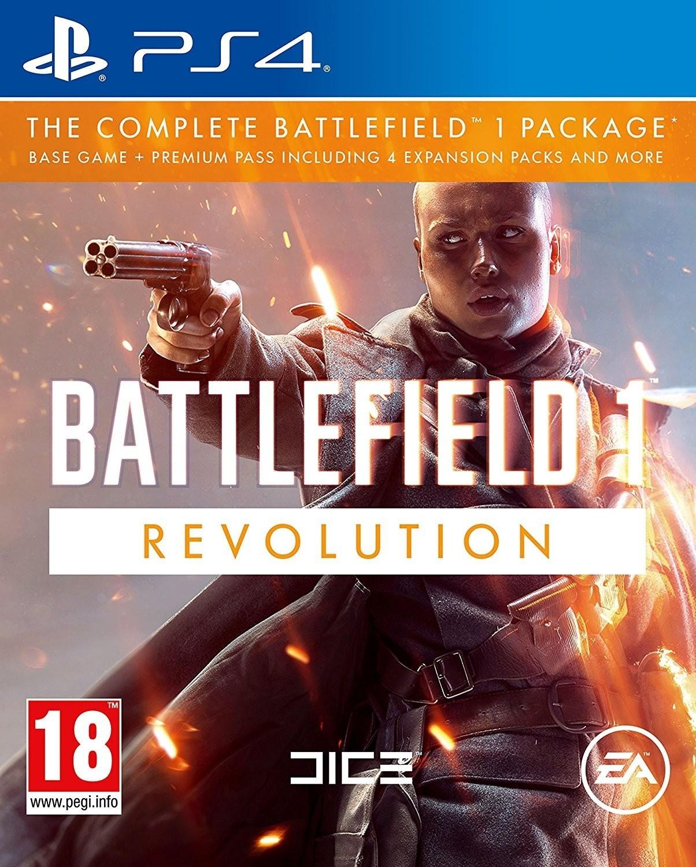 Battlefield 1 Revolution (PS4 & Xbox One) für je 11,30€ (ShopTo)