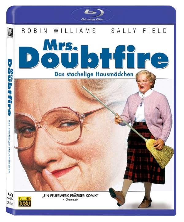 Mrs. Doubtfire (Blu-ray) für 3,99€ auf jpc.de