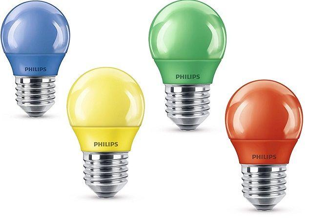 Philips Lighting Party Leuchtmittel 1,95€ + Versand.