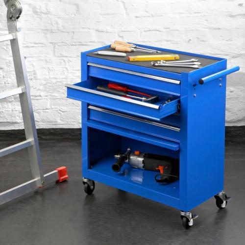 Aldi Nord TOP Craft Werkstattwagen  für 74,99
