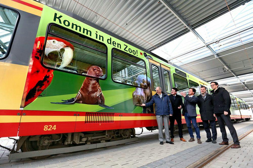 [Karlsruhe] [KVV Kunden] Kostenloser Zoobesuch